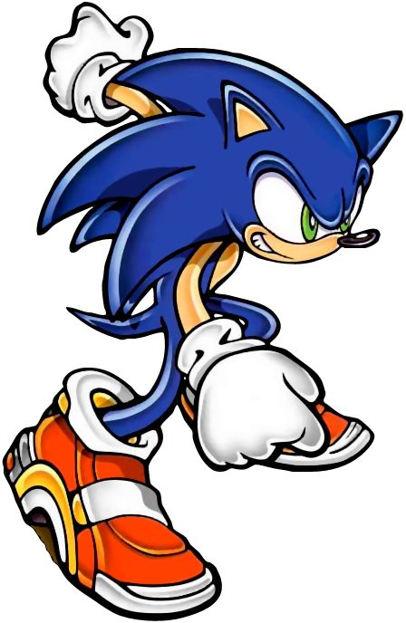 Sonic (Sonic Adventure 2 Battle)