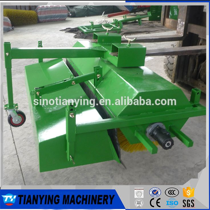 Tractor Mounted Road Sweeper For Sale