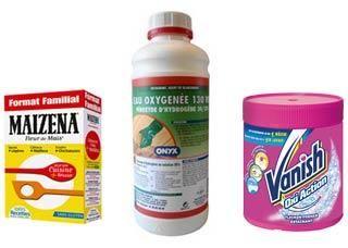 recette maison blanchir plastiques