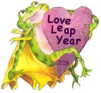 Lots of Leap Year links