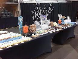 Corporate dessert table. www.kellieskandies.com