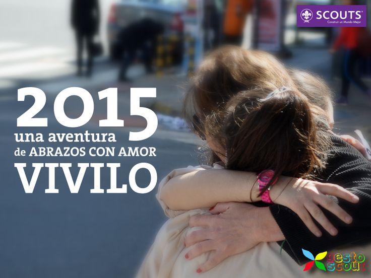 Una nueva aventura empezó, 2015.