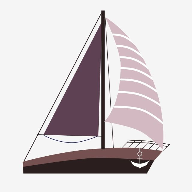 Brown Sailboat Hand Drawn Sailboat Cartoon Sailboat Beautiful Sailboat Sailing Boat Illustration White Canvas Transportation Png Transparent Clipart Image An How To Draw Hands Boat Illustration Sailing Boat Illustration