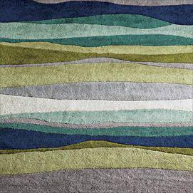 Blue/green rug at Sears $899 wool