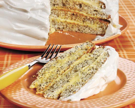 Mimi's Poppy Seed Cake - Recipes at Penzeys SpicesCake Recipe