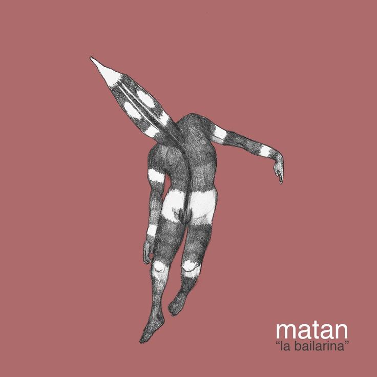 Matan, the selk'nam dancer
