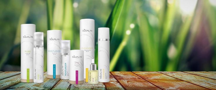 Squalan natuurlijke huidverzorging op basis van de huideigen stof squalane.