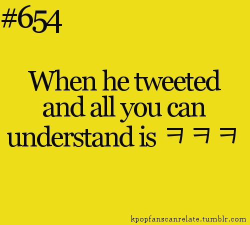 Unfortunately yes. Anyone know of good sites to help me learn hangul?