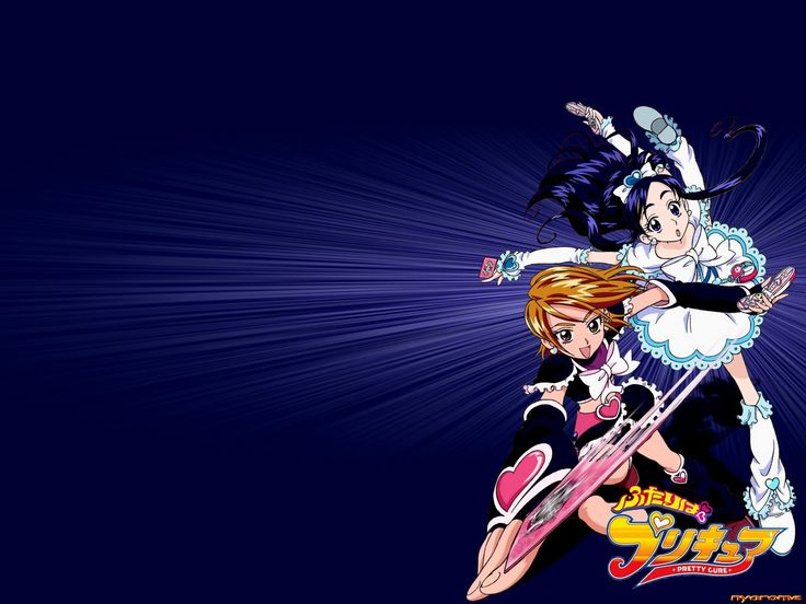Pretty Cure Wallpapers
