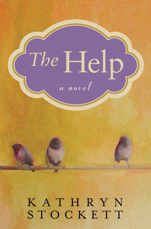 The Help.  Looking forward to sitting with my mom and discussing this book over a cold coca cola.