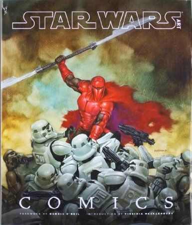 Star Wars Art: Comics: Amazon.co.uk: Dennis O'Neil: Books