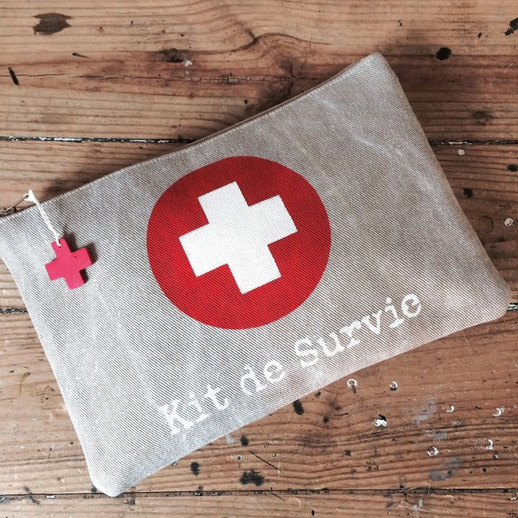 Image of Pochette Kit de Survie