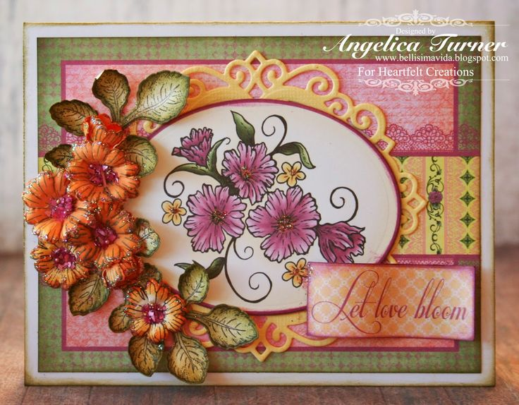 343 best majestic morning collection images on pinterest heartfelt hi everyone this is another card i designed for a heartfelt creations card class i used paper from the majestic morning paper collectio m4hsunfo