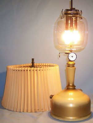 Coleman lamps after mid-1920's