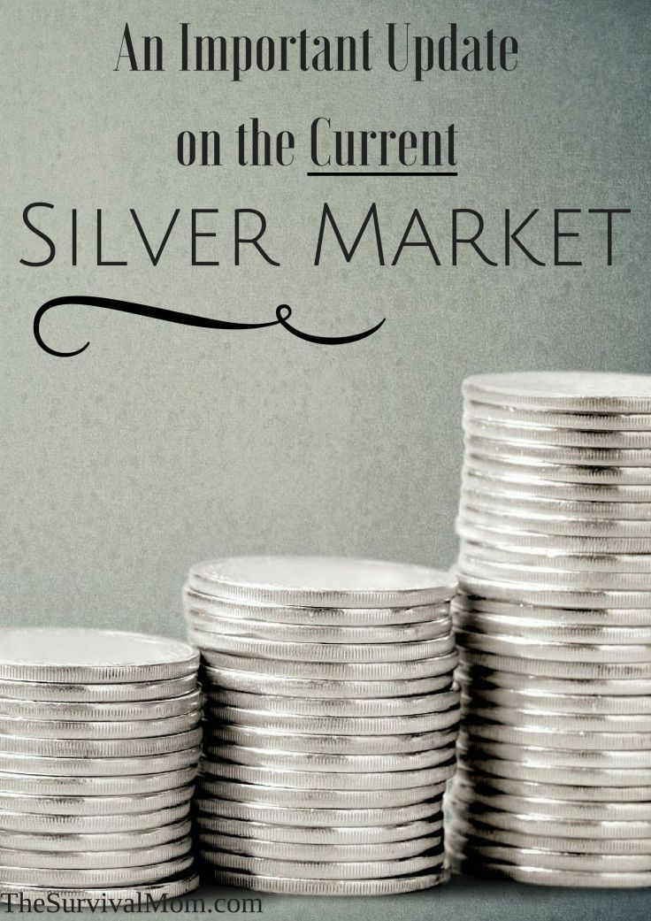 An Important Update On the Current Silver Market