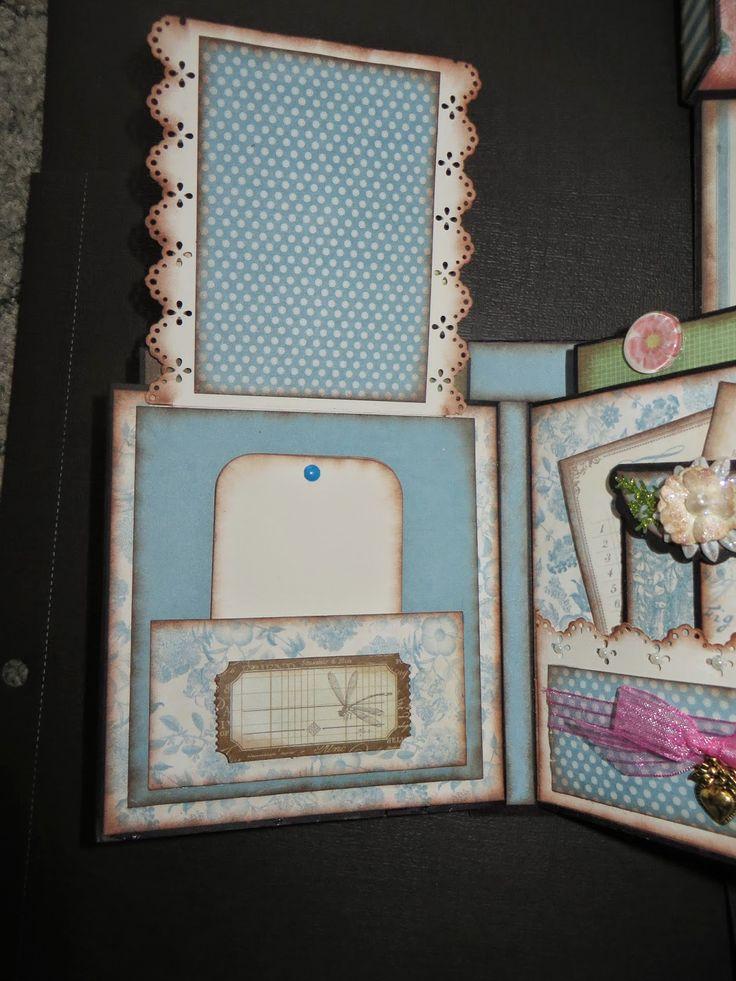 3428 Best Scrapbook Albums Images On Pinterest Mini Scrapbooks