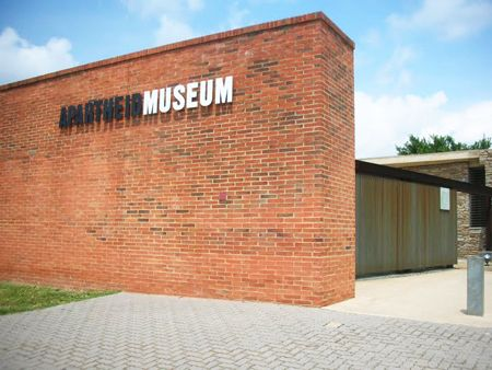 Localilo in Johannesburg: Apartheid Museum