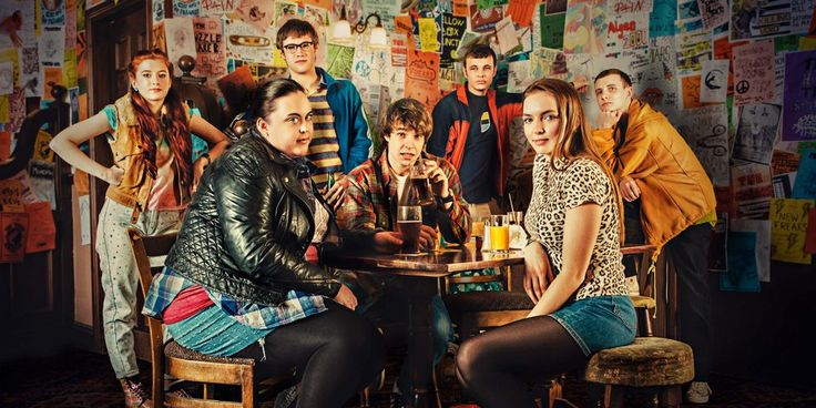 My Mad Fat Diary returns for third and final series #MMFD