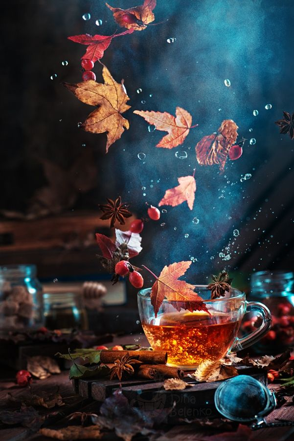 via http://ift.tt/2eGEnEE Briar tea with autumn swirl by Dina Belenko Follow us on Facebook http://ift.tt/1ZBR6Ym