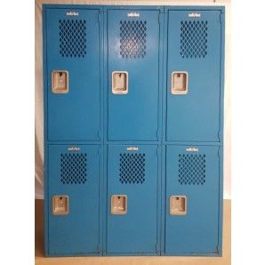 Used Athletic Lockers | Affordable Gym Storage for Locker Rooms