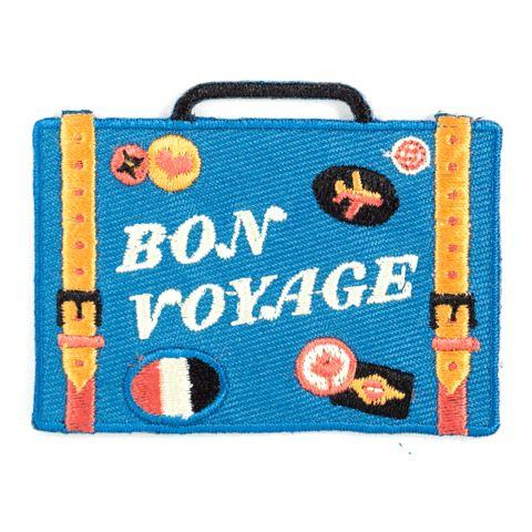 Bon Voyage Patch