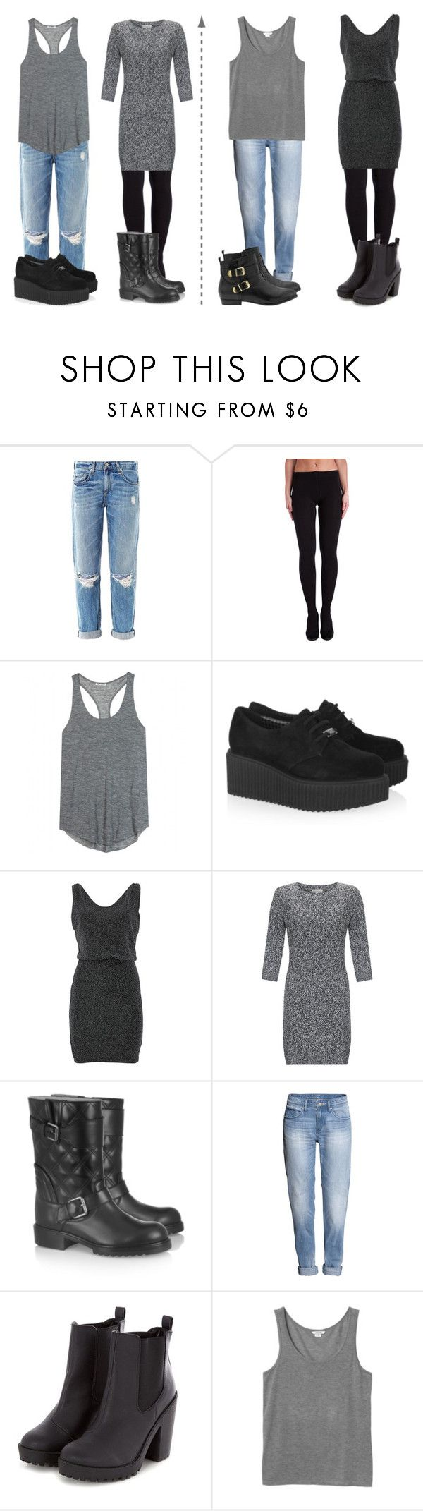 """""""Luksus VS Budget"""" by blogbyfifi ❤ liked on Polyvore featuring rag & bone, Pieces, Acne Studios, Karl Lagerfeld, VILA, Monsoon, Marc Jacobs, H&M, Monki and ALDO"""
