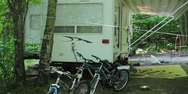 Happy Campers! Local Campgrounds to Explore
