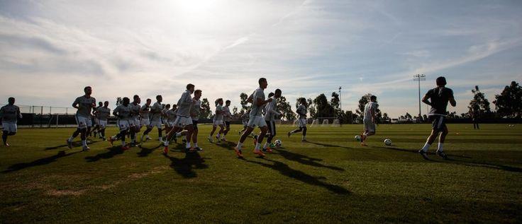 CARSON, Calif. (Lunes, 25 de enero, 2016) – LA Galaxy entrenará esta semana antes de disputar su primer compromiso del 2016 este sábado, 30 de enero en el StubHub Center ante FC Shirak a las 7 p.m. PT. Boletos para el partido del sábado ante FC Shirak están disponibles aquí.  El club