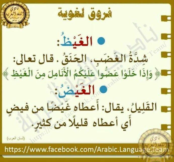 Pin By Naima Mohamed Mimun On الشعر والأدب Beautiful Arabic Words Arabic Langauge Learn Arabic Language