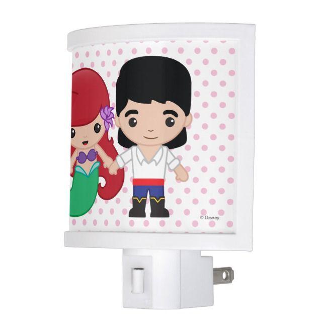 Create Your Own Night Light Zazzle Com Little Mermaid Prince Night Light Afraid Of The Dark