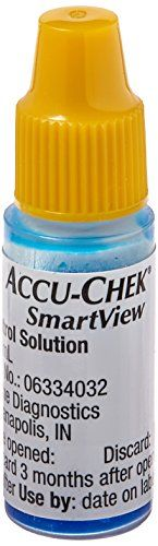 Accu Chek Smartview Normal Control Solution 25 ml >>> For more information, visit image link.