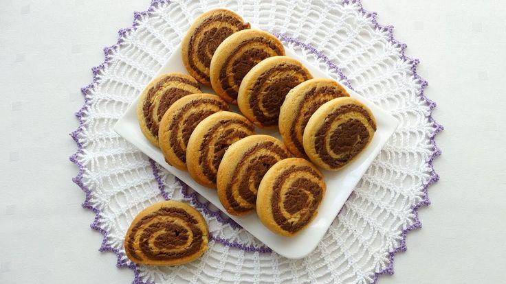Ciasteczka ślimaczki