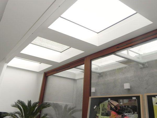 Multiple Roof Lights