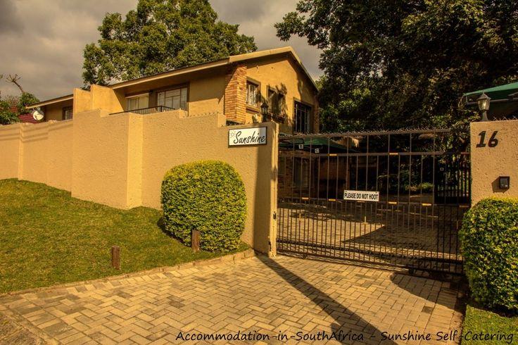 Sunshine Self Catering accommodation. http://www.accommodation-in-southafrica.co.za/Mpumalanga/Nelspruit/SunshineSelfCatering.aspx