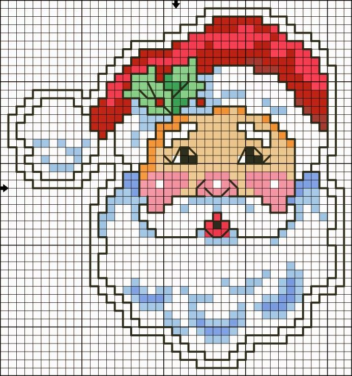 Cross Stitch Craze: Eleven Easy Christmas Cross Stitch - Free Pattern