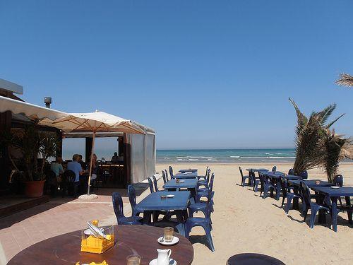 Senigallia beach bar