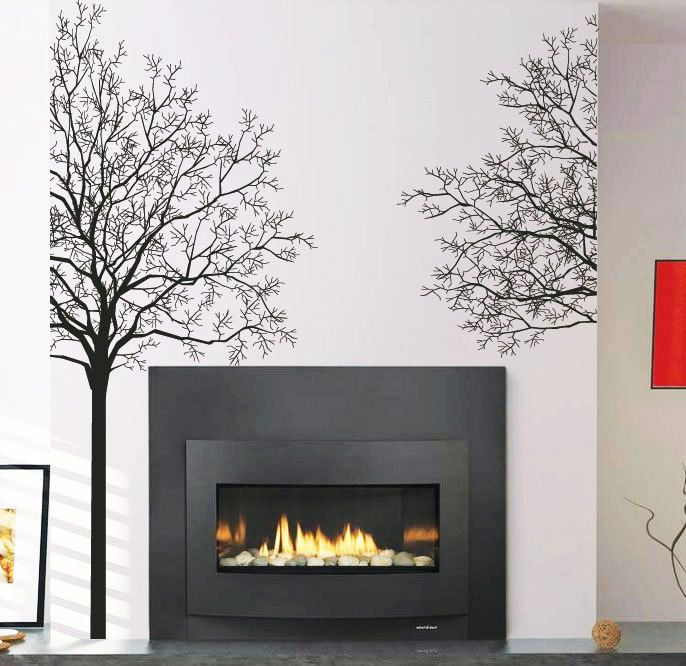 9 best Wallstickers Hall etc images on Pinterest