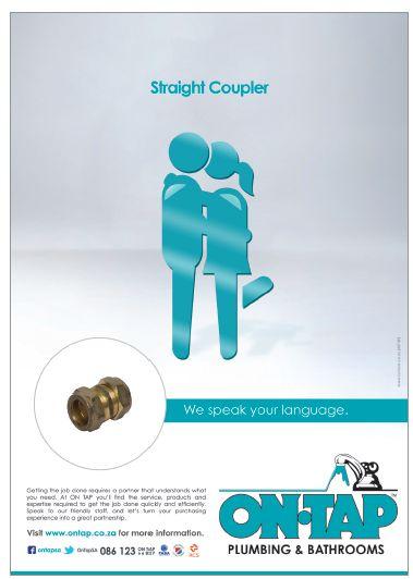 We speak your language. The Straight Couple! #plumbing #infographic #jargon #straightcouple #plumbingtools #accessories #tips #tricks #funny #Home #DIY #information #graphic