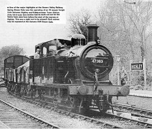 Railway Preservation in the 1980s & 90s September 17, 1993 A few photographs from this old publication Click on a photo for a larger version.