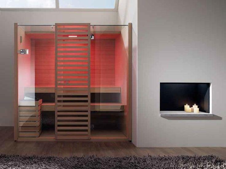 Sauna finlandese SKY TECHNO Collezione Sky by EFFEGIBI | design Talocci Design