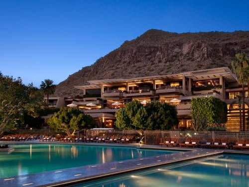The Phoenician A Luxury Collection Resort Scottsdale 6000 East Camelback Road Set