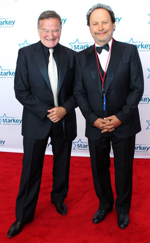Robin Williams, Billy Crystal, Famous Friends  Billy remembers Robin at the 2014 Emmy Awards 08/25/2014