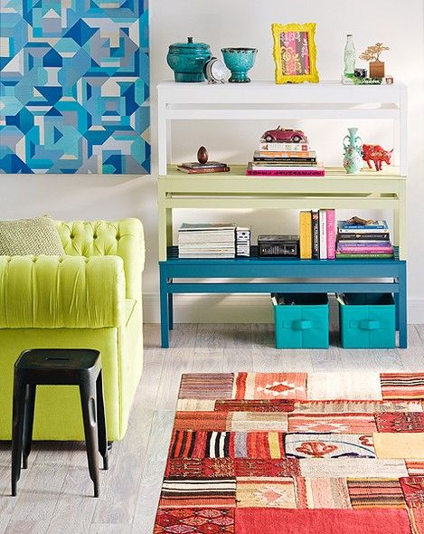 25 best estantes images on pinterest home ideas libraries and o divertido tapete de patchwork completa o visual bem humorado e divertido deste ambiente fandeluxe Images