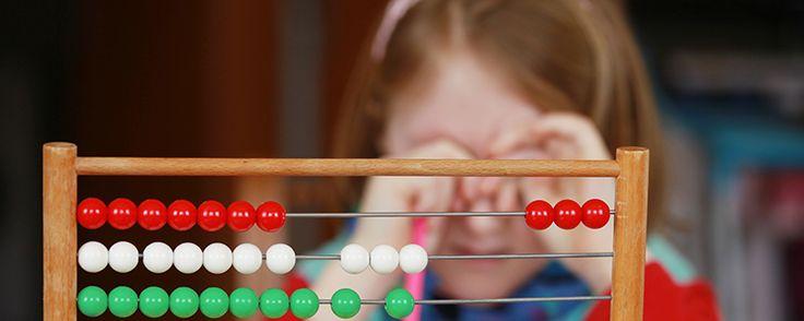 Dyscalculie: 9 dingen die je moet weten