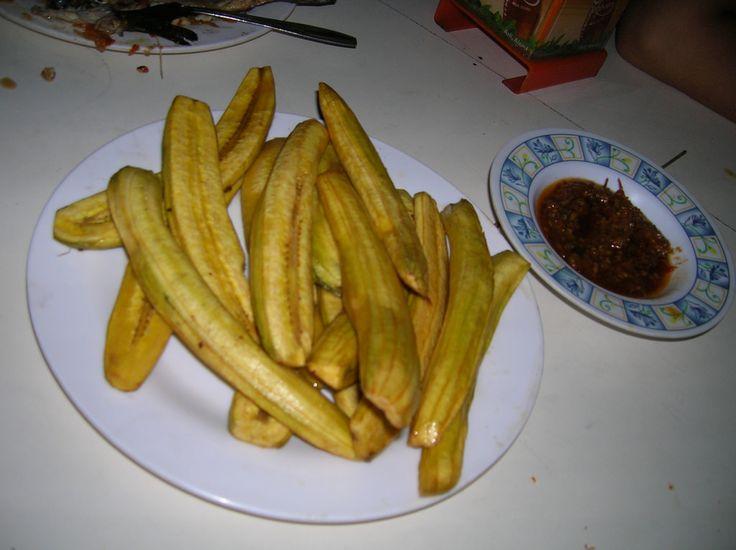 Rasa Unik Pisang Goroho Khas Manado - Kuliner Manado