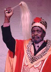 President of Kenya, Jomo Kenyatta.