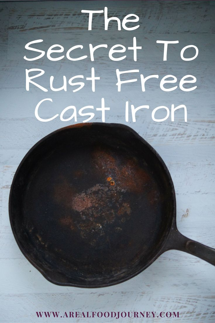 Co color cast cookware - How To Rescue A Cast Iron Skillet In 4 Easy Steps