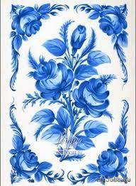 Картинки по запросу гжель роспись тарелки