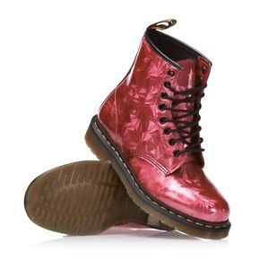 Doc Marten Boots for Sale | DOC MARTENS - Dr Martens - 1460 Ruby Jewel 10072608 - Womens 8 Eyelets ...