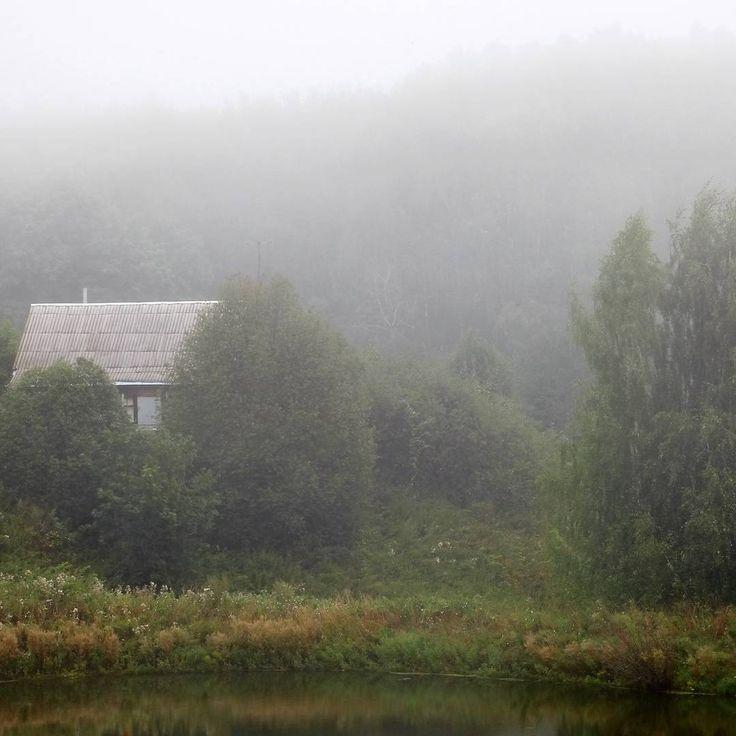 Августовские туманы https://www.instagram.com/p/BRJOF0xAFuD/?taken-by=julia_vikhareva     #природа #лето#фото_юлии_вихаревой   #nature #landscape  #instagram